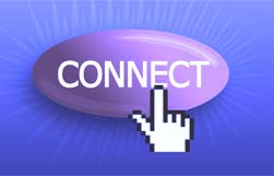 Web Connect Button